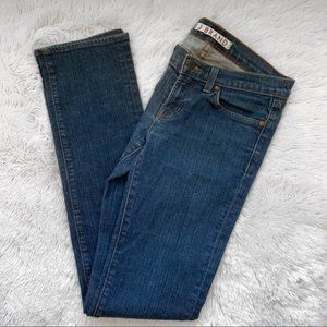 "J Brand ""914 Miner"" Skinny Medium Wash Jeans"